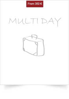 Multi Day Tours